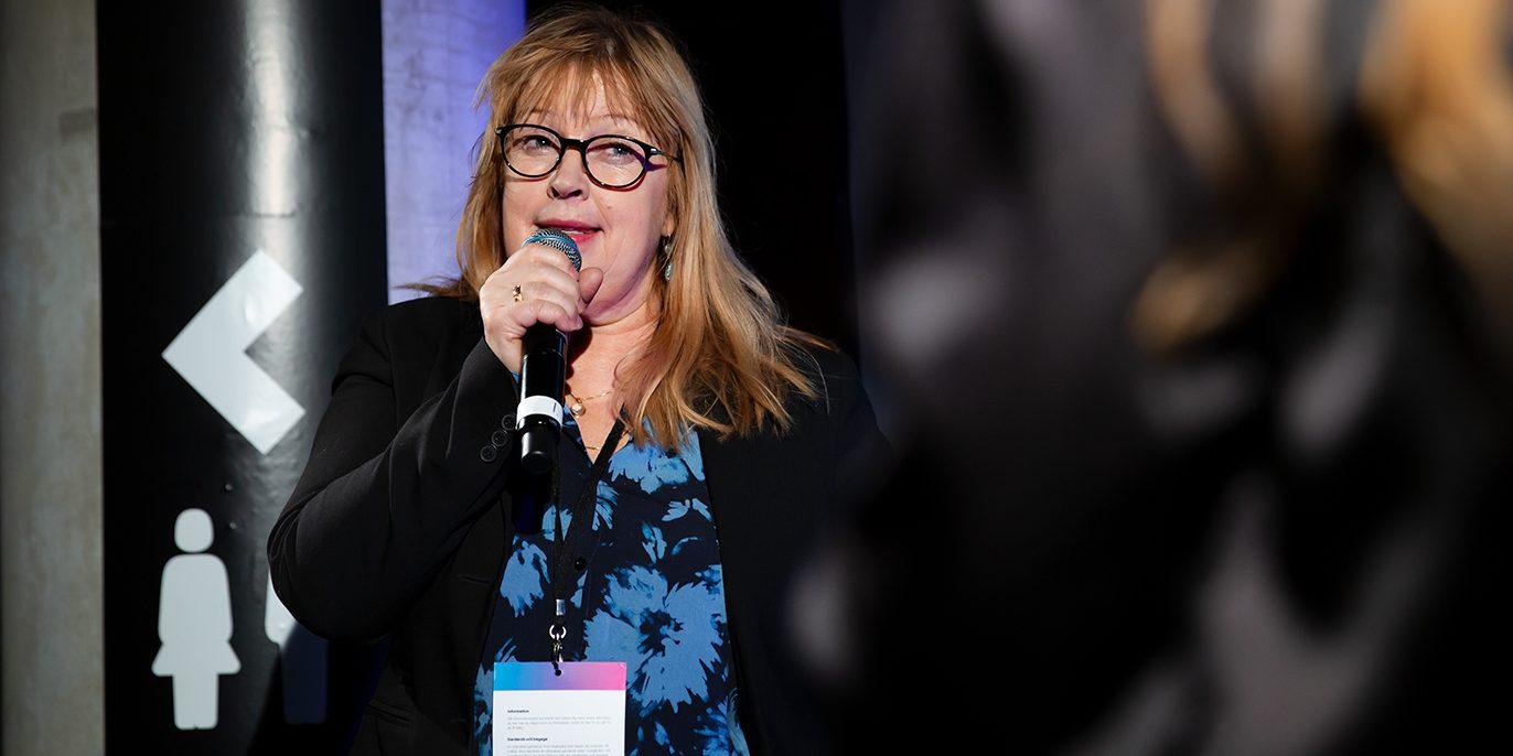 Helena Fordell, forskare, neurolog och grundare av Brain Stimulation berättar om hur bolaget utvecklar produkter för rehabilitering av strokepatienter.