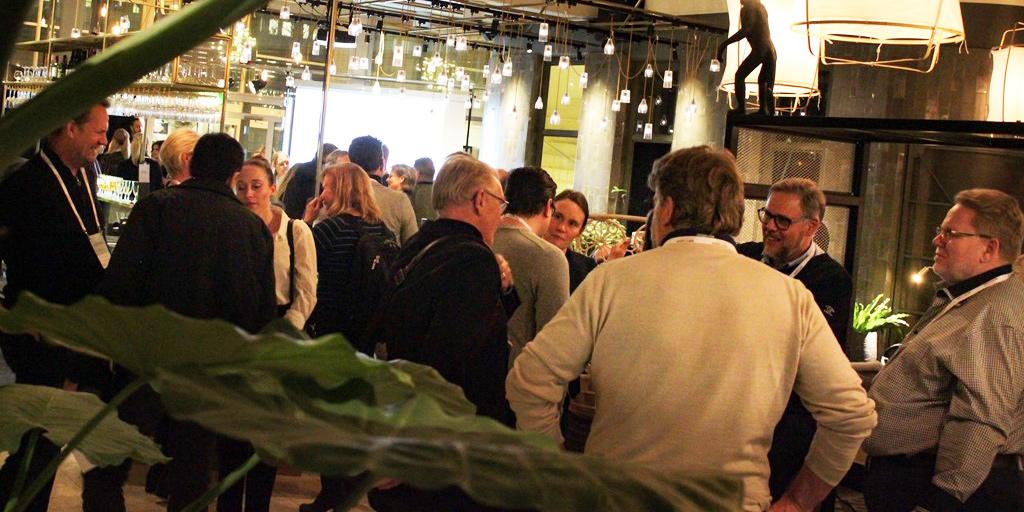 Meetup med North Sweden Cleantech.