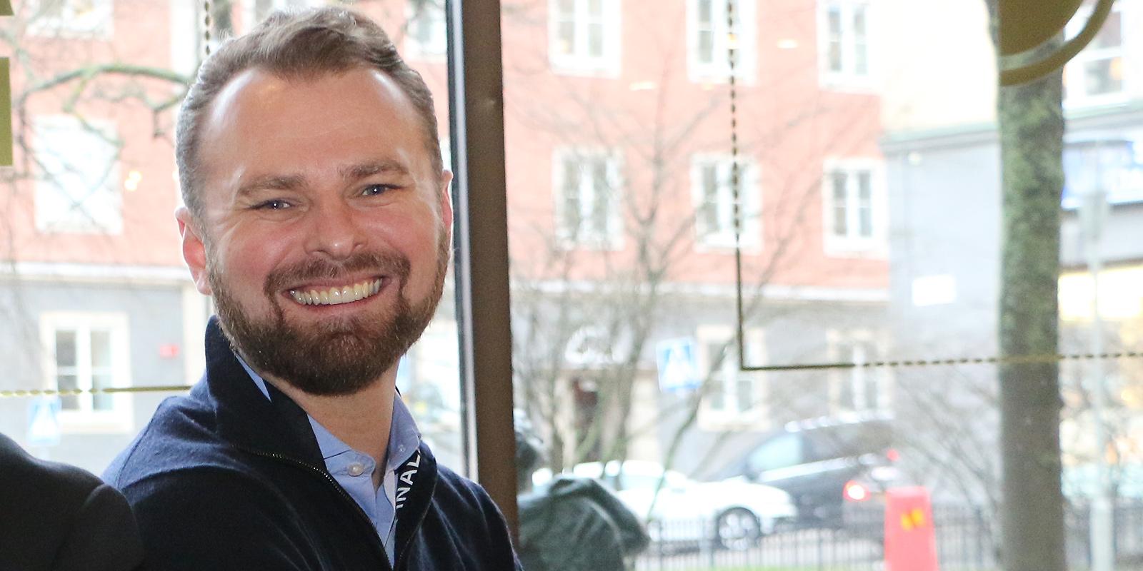 Niclas Lundell, Personalkollen